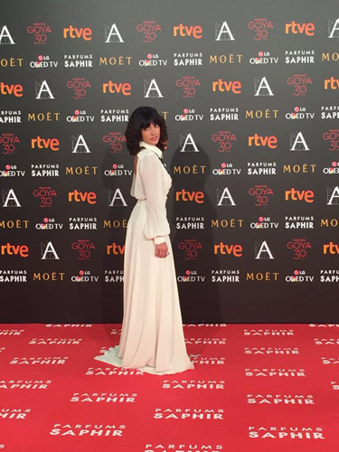 Y el tercer Teresa Helbig de los premios Goya 2016 es para... ¡Inma Cuesta!