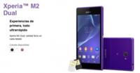 Sony Xperia M2 Dual es el primer smartphone Dual-SIM que se comercializará en México
