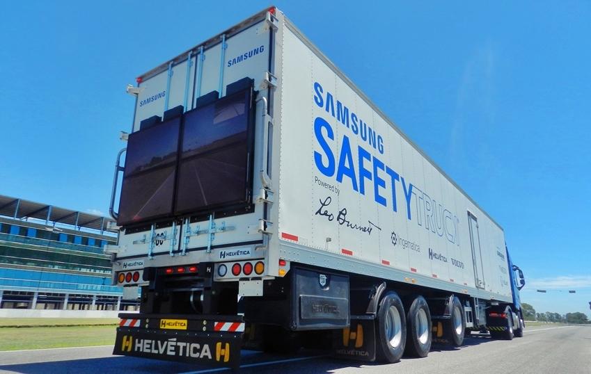 Foto de Samsung Safety Truck (1/6)