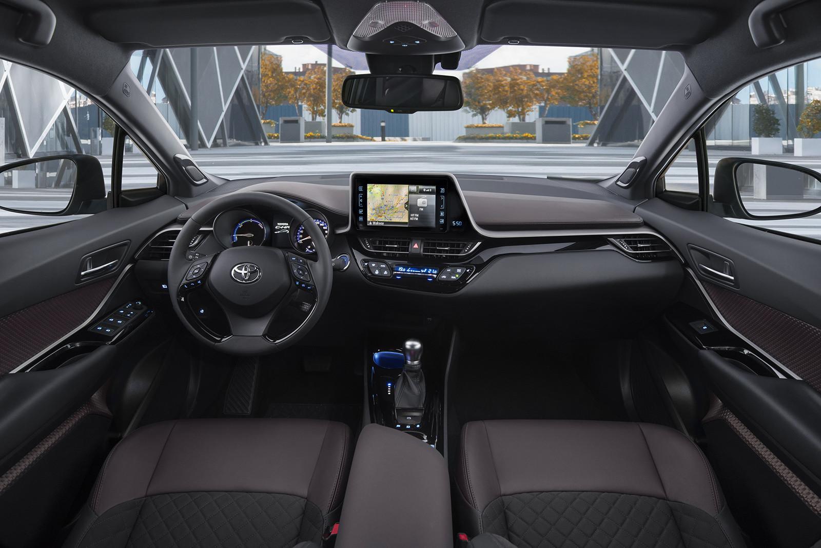 Foto de Toyota C-HR (11/20)
