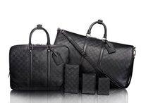Damier Infiniti, la nueva línea de marroquinería masculina de Louis Vuitton