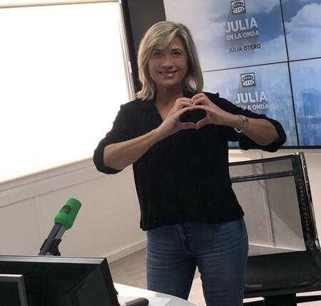 El entorno de Julia Otero se pronuncia sobre su enfermedad: Así se enteraron del cáncer que padece
