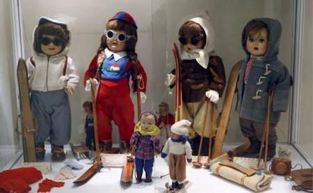 Exposición de Mariquita Pérez en Madrid