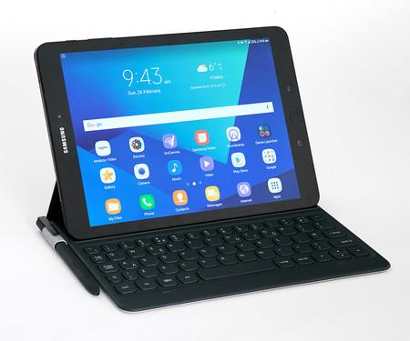 Galaxy Tab S3 Hands On 8