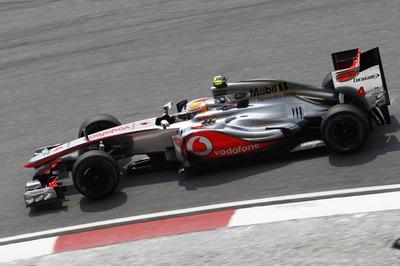 McLaren sigue siendo la referencia en el Gran Premio de Malasia