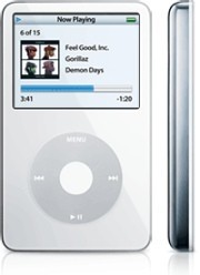 Rumor: iPod nano que reproduce vídeo
