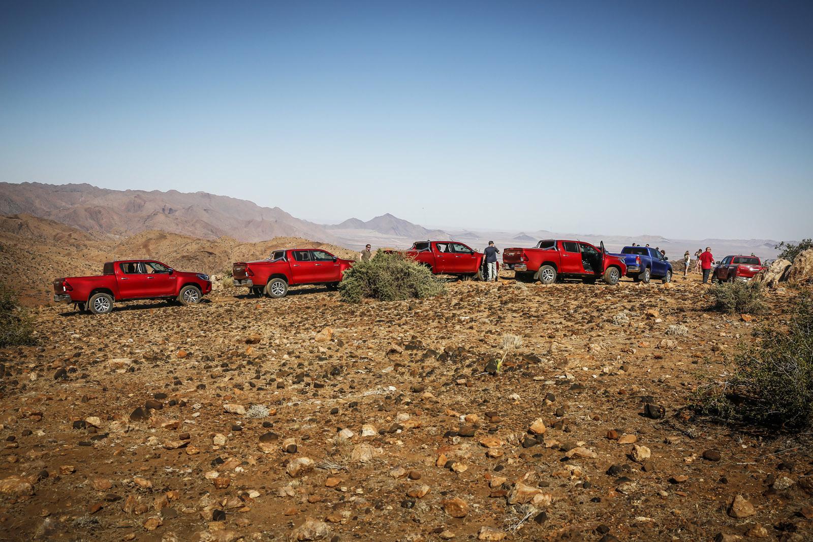 Foto de Toyota Hilux 2016 Namibia (61/74)