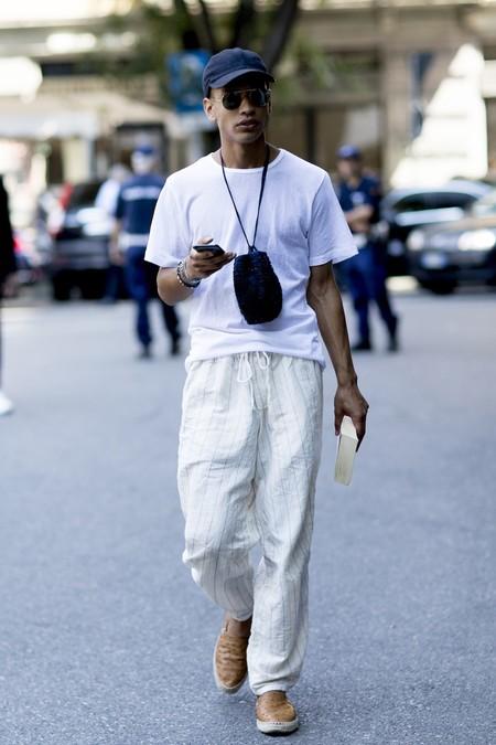 Pantalones Blancos 12