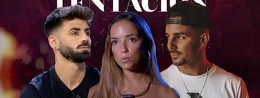 Otra ruptura por cuernos: se filtra lo que podría haber ocurrido entre Lucía, Isaac (Lobo) y Manuel en 'La Última Tentación'