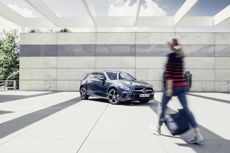 Foto de Mercedes-Benz A 250 e y B 250 e (21/34)