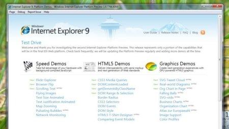 La beta de Internet Explorer 9 verá la luz en agosto
