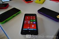 Nokia Lumia 620, primeras impresiones