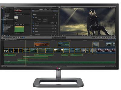 LG se saca de la manga un monitor 4K de los de verdad: DCI 4K en 31 pulgadas