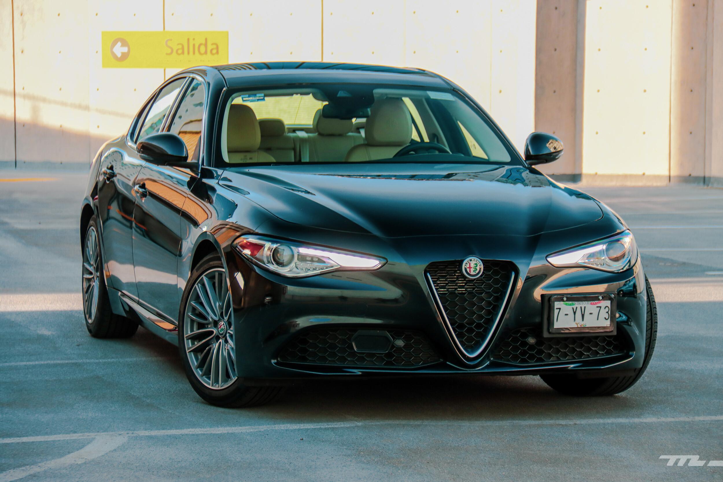 Foto de Alfa Romeo Giulia Lusso 2021 (13/83)