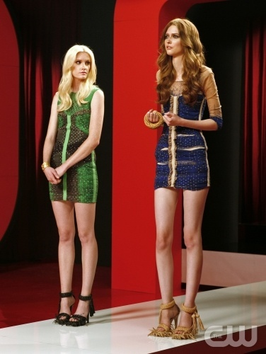 Foto de La ganadora de 'America's Next Top Model' mide 1.88 y pesa 45 kg (4/9)