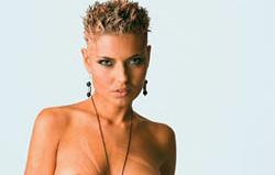 Mari Cielo Pajares y su desnudo integral en Interviú