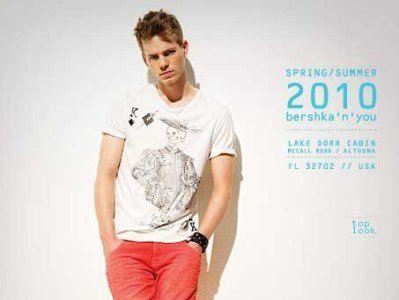 Bershka: Lookbook completo Primavera/Verano 2010