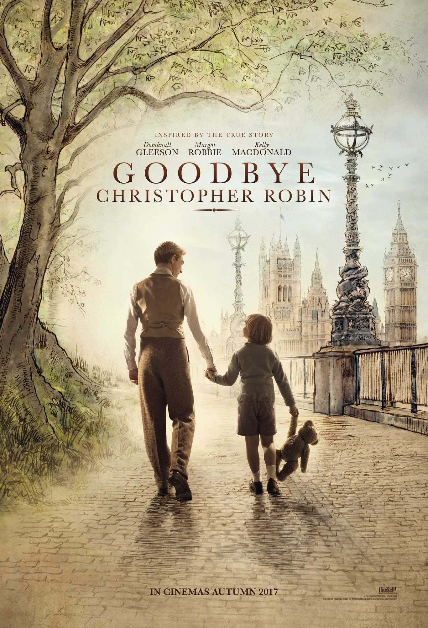 Goodbye Christopher Robin Xxlg