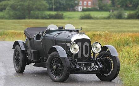 Bentley 4 litros y medio