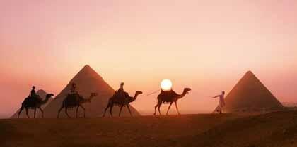El nuevo portal de turismo de Egipto