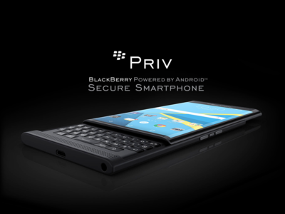 Android Marshmallow ya está disponible en BlackBerry Priv