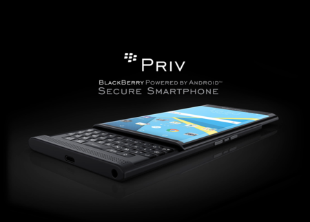 Android Marshmallow ya está disponible en BlackBerry Priv