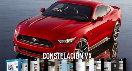 Surface 3, los mejores juegos de puzzles y el nuevo Mustang. Constelación VX (CXCIV)