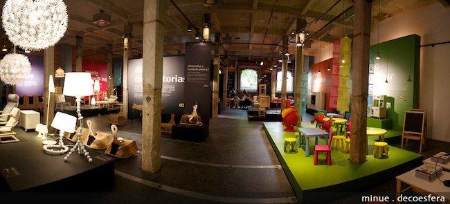 Exposición Ikea diseño democrático - iconos del diseño