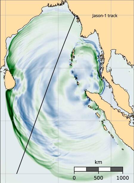 Tsunami Oceano Indico
