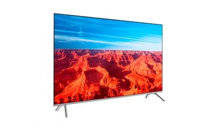 Samsung UE55MU7005, una smart TV 4K de 55 pulgadas al mejor precio en PcComponentes: 1.199 euros