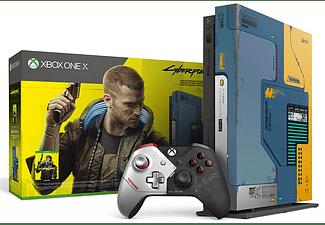Consola Xbox One X 1TB Cyberpunk 2077 (Ed. Limitada)