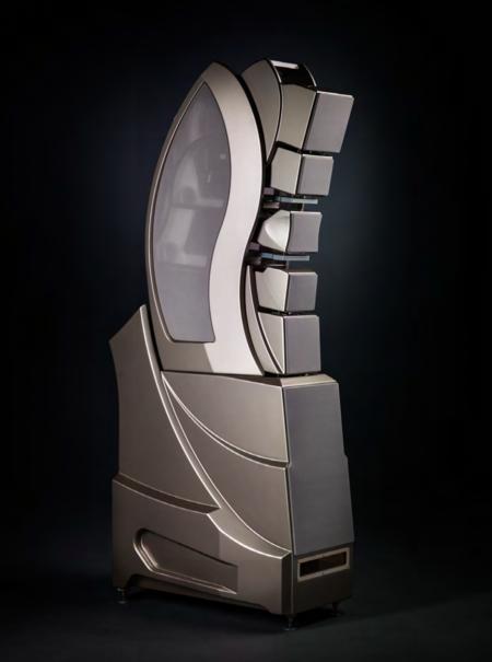 Los altavoces WAMM Master Chronosonic de Wilson Audio son de todo menos aptos para todos los usuarios