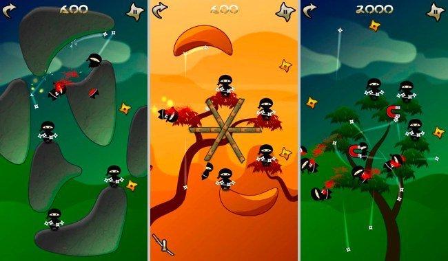 Stupid Ninjas, juego para Android