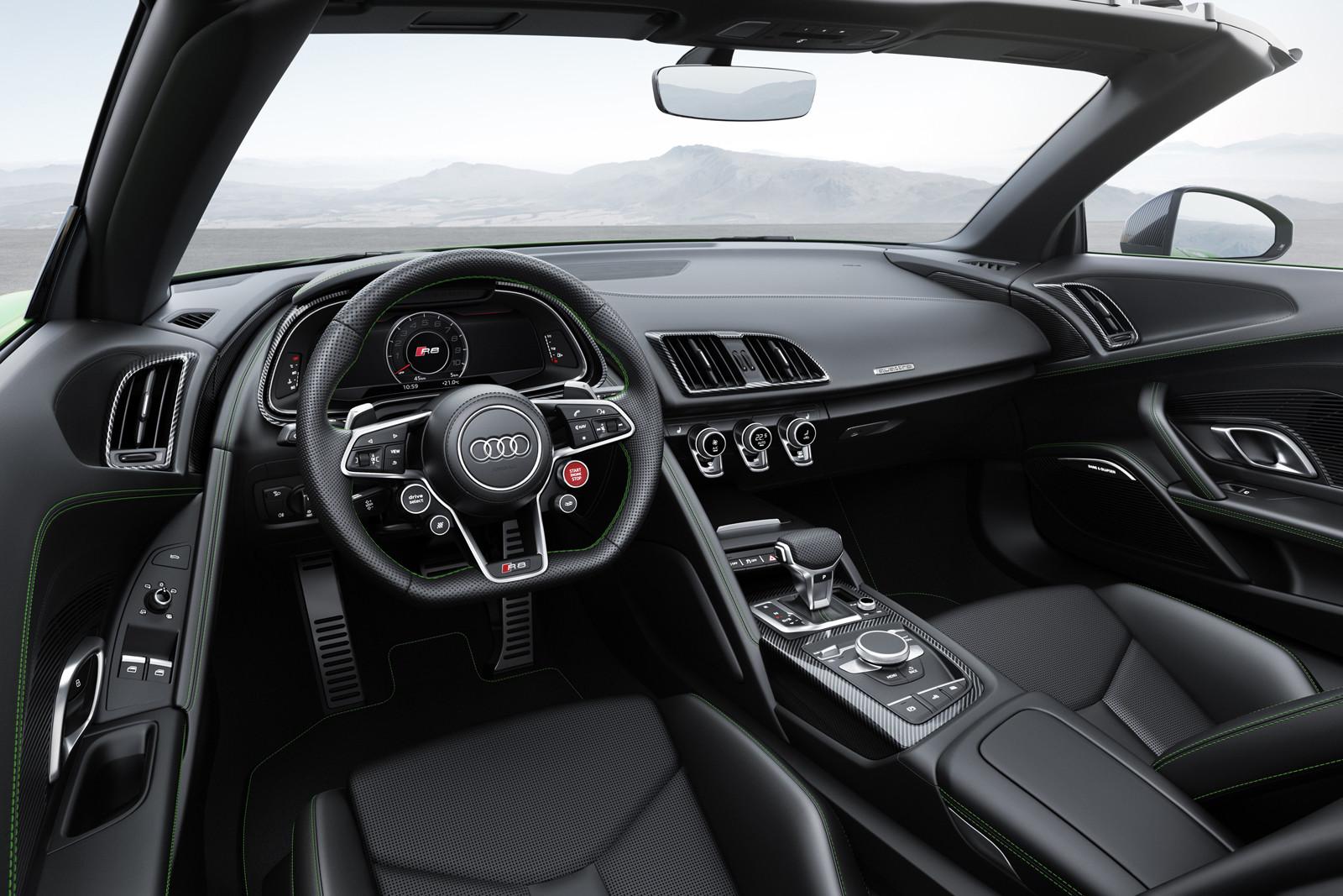 Foto de Audi R8 Spyder V10 Plus (9/10)