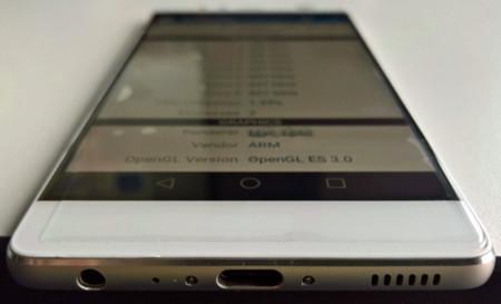 Huawei P9 Filtraciones Frontal