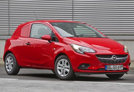 Opel Corsavan2