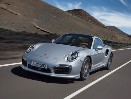 Porsche 911 Turbo 8