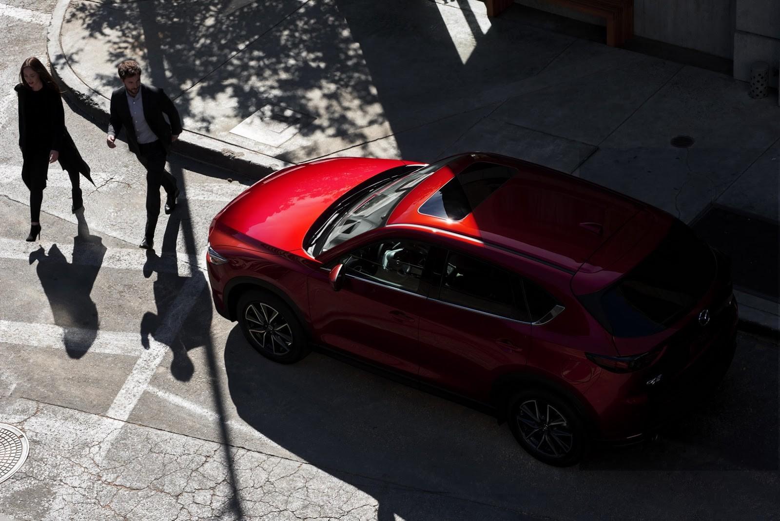 Foto de Mazda CX-5 2018 (30/39)