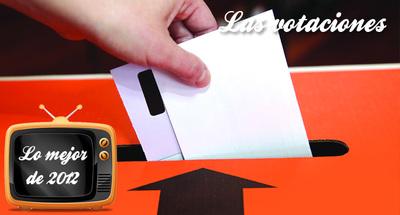Lo mejor de 2012: ¡vota por tus favoritos!