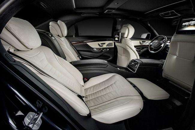 Mercedes-Benz Clase S 2013