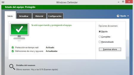 ¿Estamos seguros sólo con Windows Defender en los equipos corporativos de empresa?