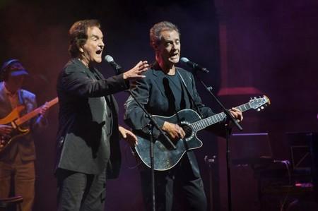 El Dúo Dinámico cede a Madrid su canción 'Resistiré' todo un himno contra el Covid-19
