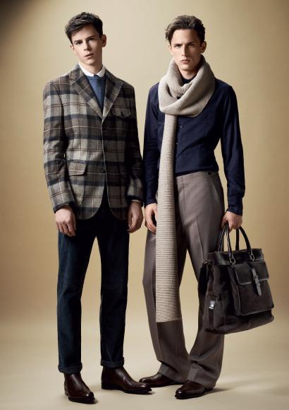 Foto de Tradición elegante en el catálogo de DAKS Otoño-Invierno 2011/2012 (5/15)