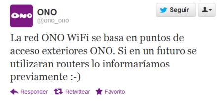Ono WiFi
