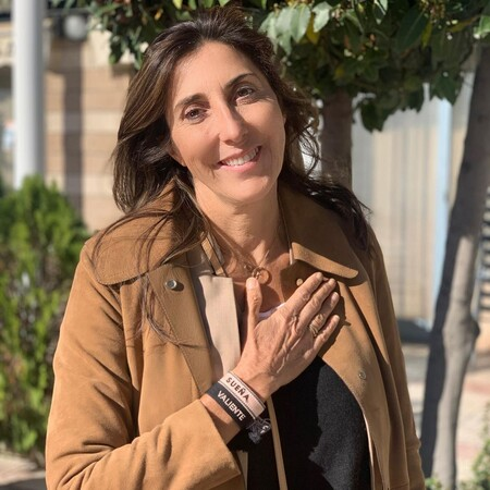 """Paz Padilla relata su enfado con el médico que le dio la noticia del cáncer de su marido: """"me lo dijo mal"""""""