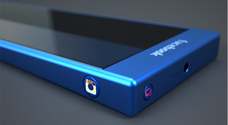 Se filtran los detalles del nuevo Facebook Phone de HTC