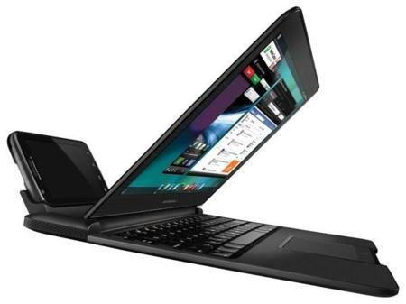 Google patenta el smartphone que se inserta en un portátil, ¿está su propio Atrix en camino?