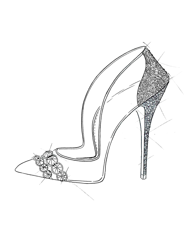 Foto de Christian Louboutin, Jimmy Choo… Los zapatos de Cenicienta en versión lujo (7/10)