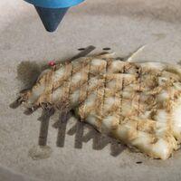 Carne de pollo impresa en 3D y cocinada con láser: así ven estos investigadores el futuro de la carne