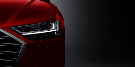 Audi A8 Teaser